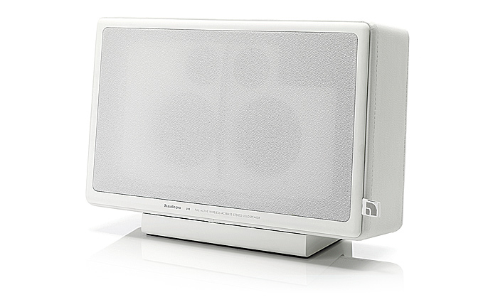 Мультимедийная акустика Audio pro Living LV1 White