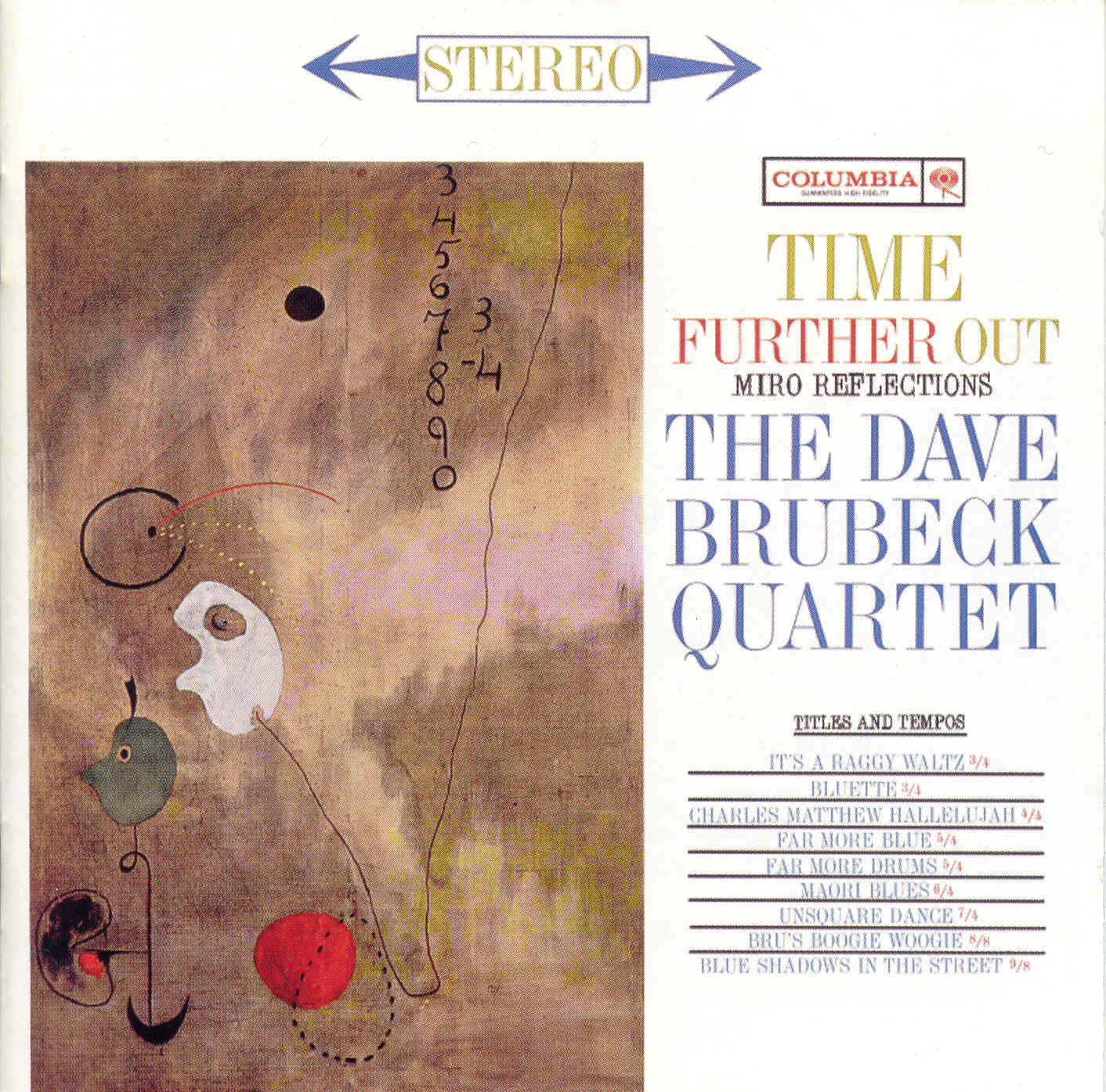 Виниловая пластинка Pro-ject Dave Brubeck - Time further