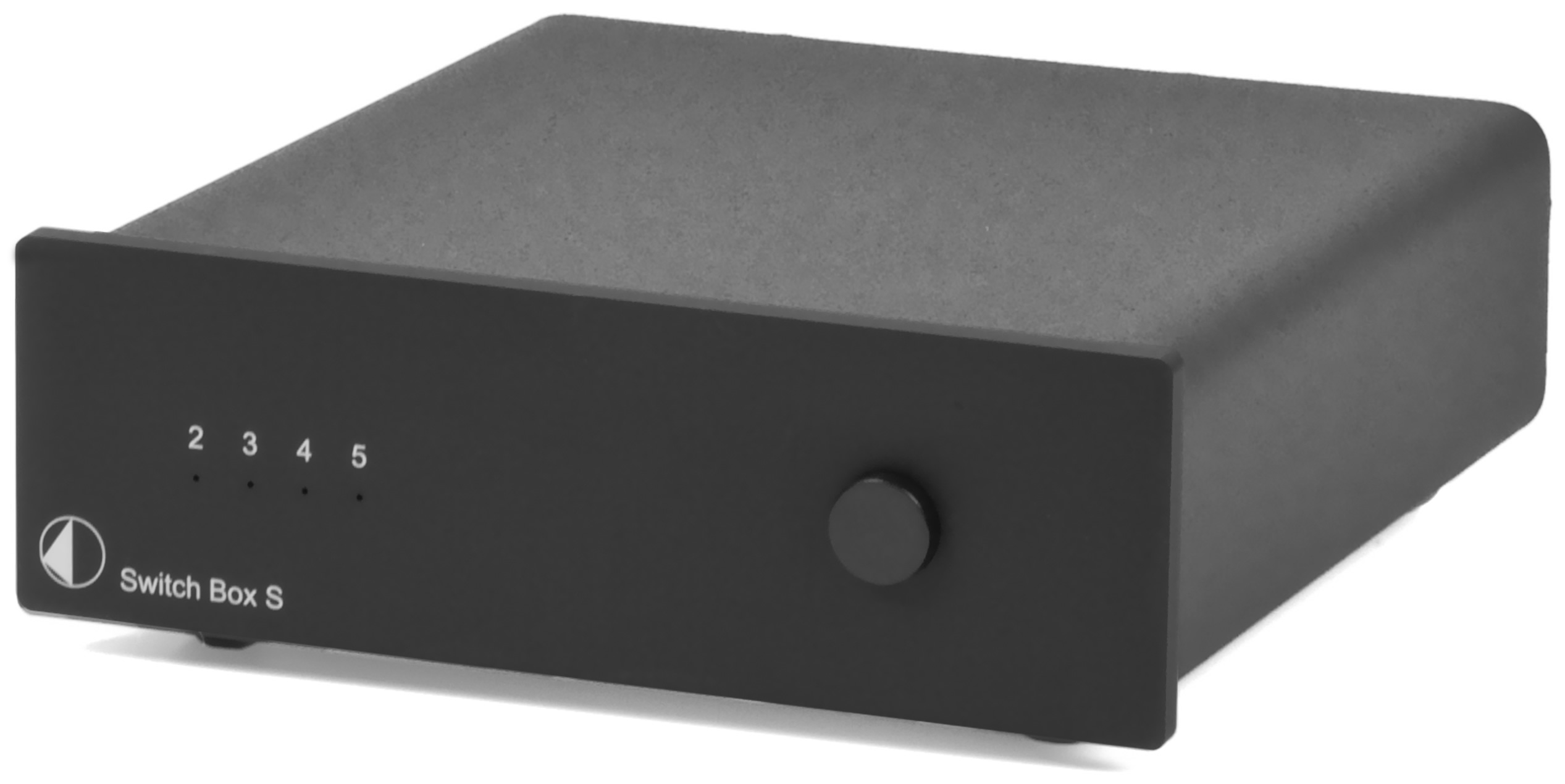 Стример Pro-ject Switch Box S Black